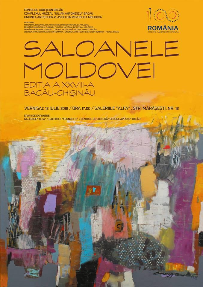 Saloanele Moldovei, ediția a XXVIII a