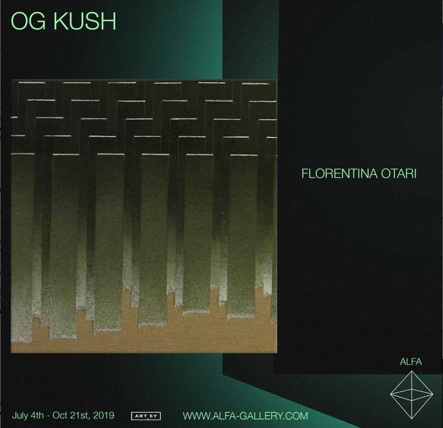 OG Kush, expoziție internațională de grup on line