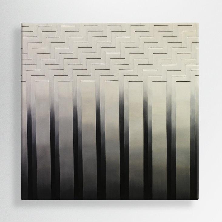 oil on canvas 100/100 cm
