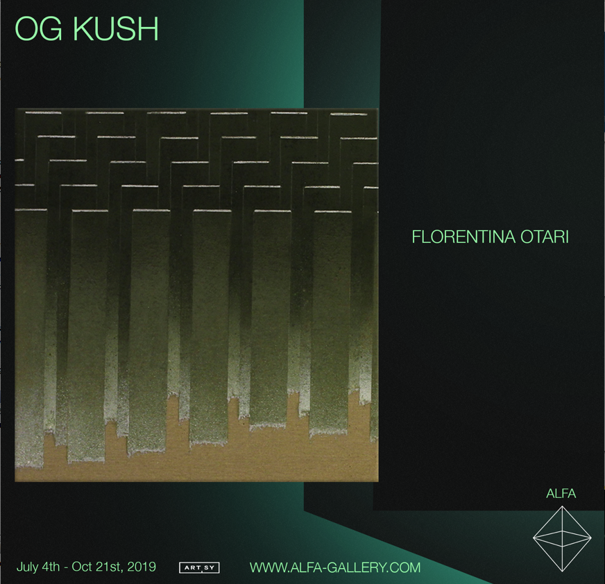 OG Kush, international group exhibition on line