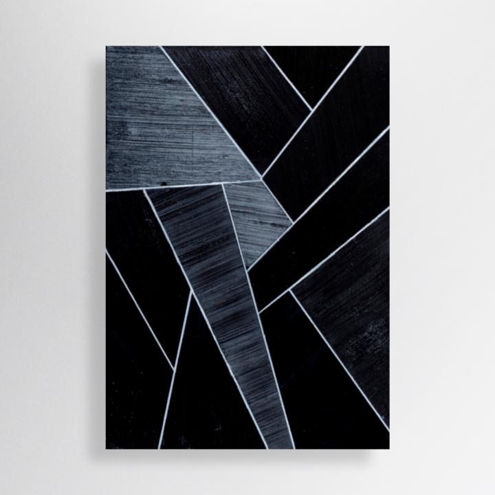 30/40 cm, oil on canvas