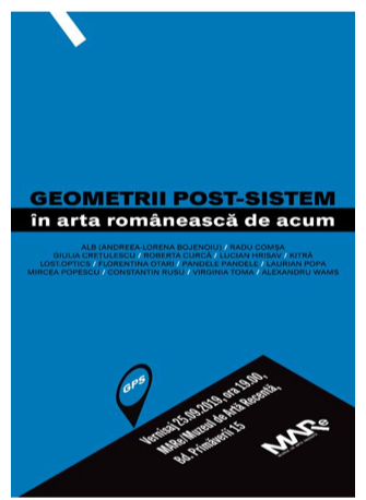 GPS – Post-Sistem Geometries – group show