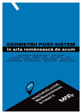GPS – Post-Sistem Geometries – group show