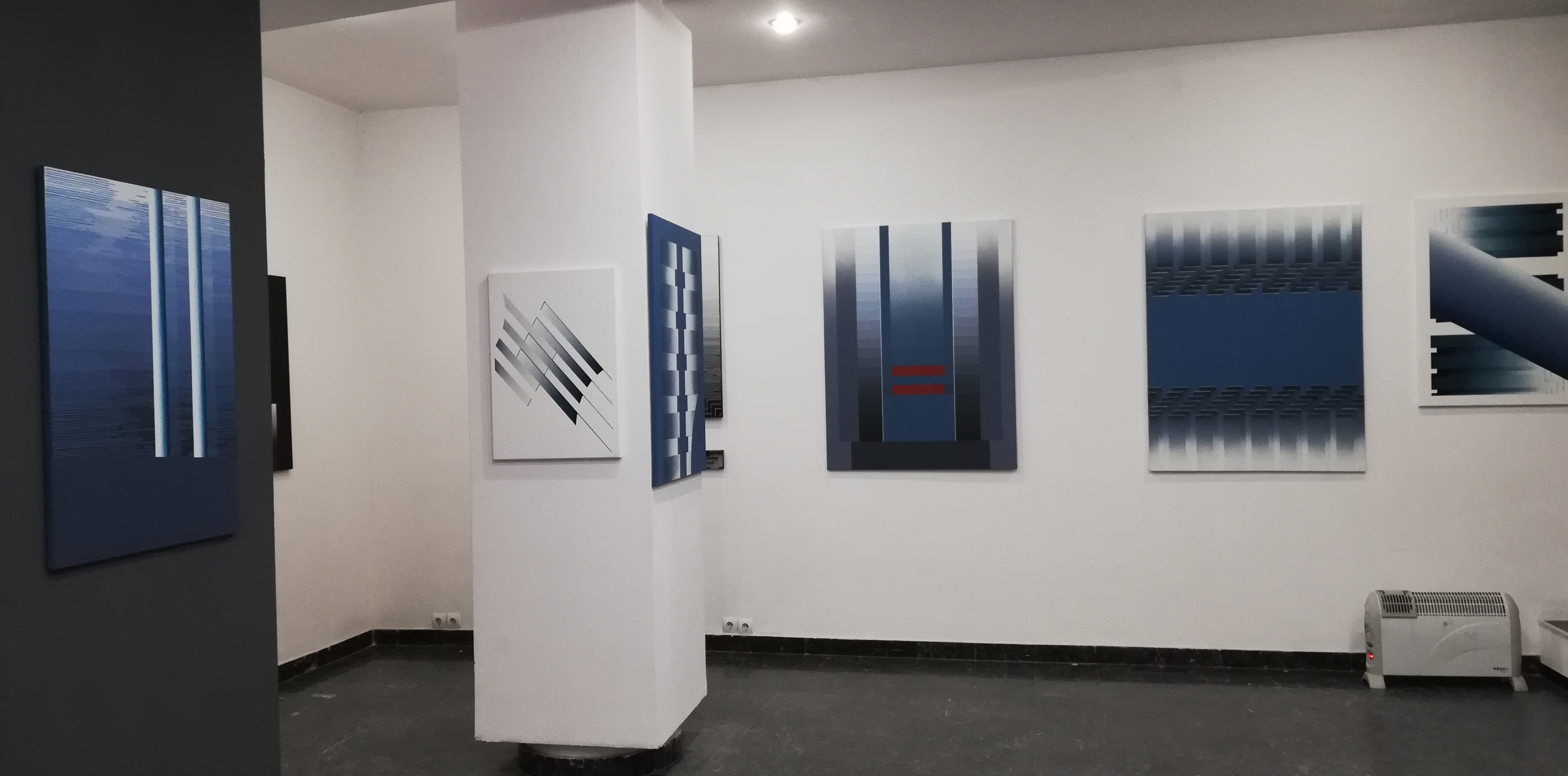 Dynamic Stillness – solo show, 1001arte Gallery, Bucharest